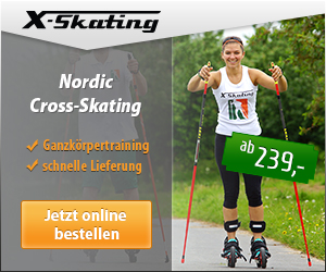 Nordic Cross-Skating